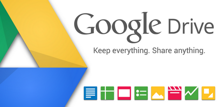 Google drive communication software