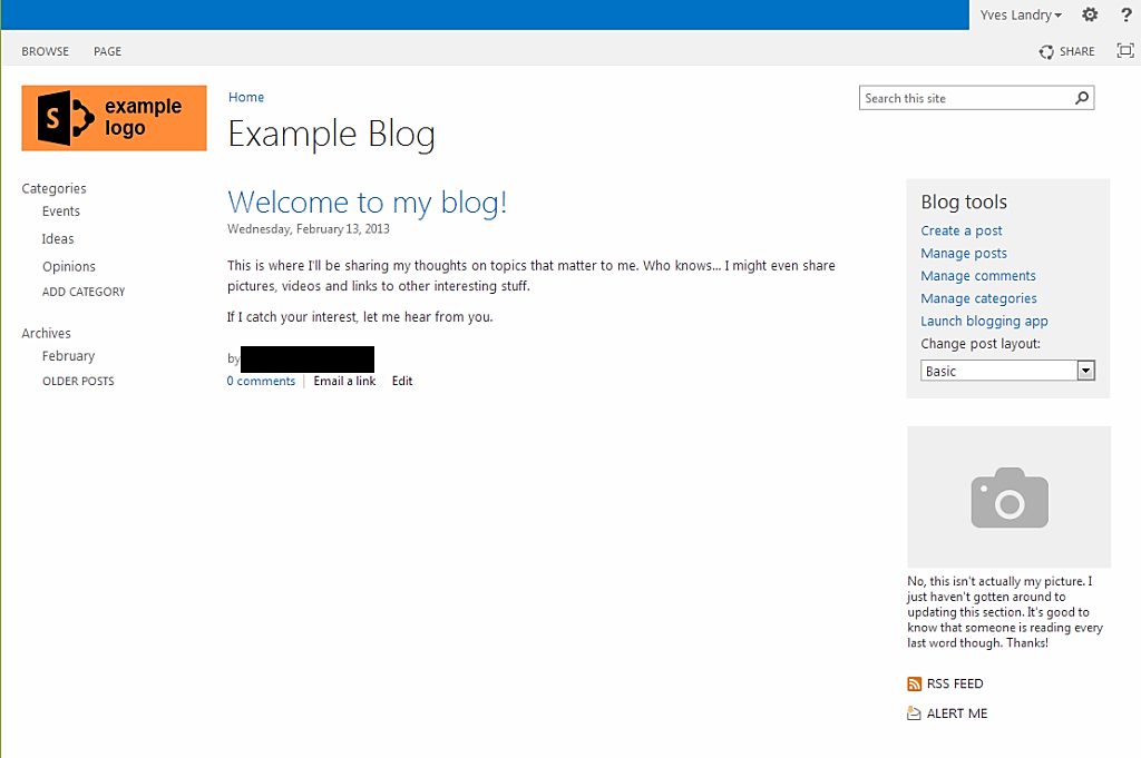 sharepointblog2.0