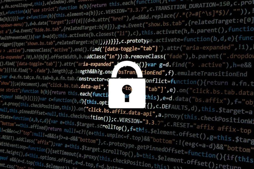online padlock
