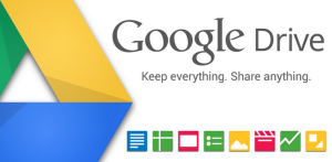 Google drive communication software